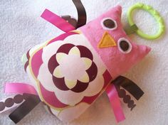 owl taggie - surely i could figure this out ;/