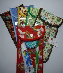 Resultado de imagem para kit de higiene bucal pap