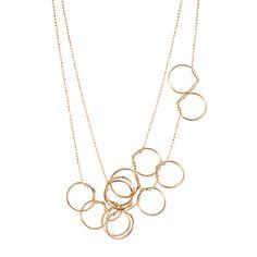 thirteen circles sautoir #ginetteny