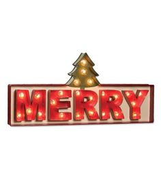 christmas holiday merry lighted nostalgic metal marquee sign bethany lowe ebay merry christmas lighted