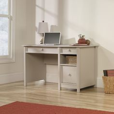Sauder Original Cottage Desk & Reviews | Wayfair