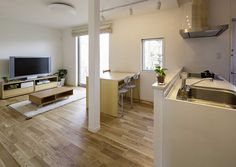 リフォーム事例>家族が集う開放感たっぷりのリビングのある住まい|東京ガスリモデリングのリフォーム