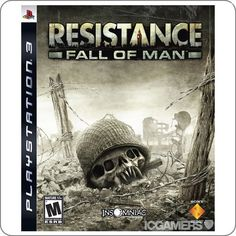 Resistance: Fall of Man (Sony PlayStation Complete UPC: 711719810728 Pre-owned. Complete - Included: Video Game Disc, Original Case, Original Case Artwork, and Manuel. Game disc is greatest hits version, although artwork is black lab Cartoon Network, Resistance Fall Of Man, Us Ranger, Army Ranger, Videogames, Playstation Plus, Xbox 360, The Falling Man, Video Game Collection