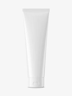 Hand creme tube mockup