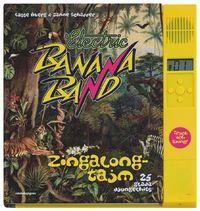 bokomslag Zingalongtajm med Electric Banana Band