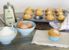 Cupcakes, Dairy, Cheese, Cooking, Breakfast, Desserts, Food, Stevia, Cake Pops