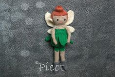 Picot - z miłości do rękodzieła: Laleczka Elf