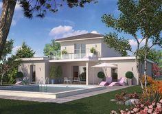 Plan Maison à étage Plan Maison écologique Plan Maison primo accédant Plan Maison méditerranéenne Maisons Côte Atlantique
