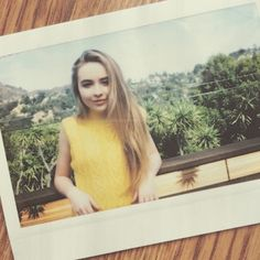 Video: Sabrina Carpenter's New Cover July 1, 2015 - Dis411