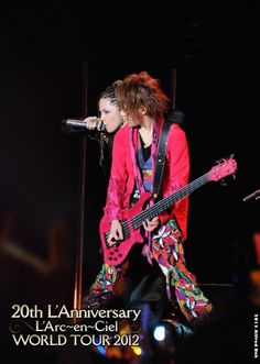 [L'arc~en~Ciel] Hyde and Tetsu