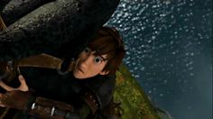 HTTYD 2 trailer. Hiccup and Toothless are still adorable! :D