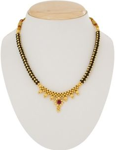 15 latest Designer Mangalsutra Designs in Gold & Diamond