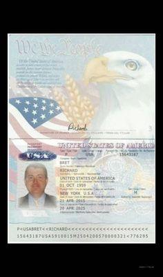 Ausweise und Reisepässe New Passport, Passport Card, Passport Online, Driver License Online, Driver's License, United States Passport, Passport Documents, Passport Renewal, Viajes
