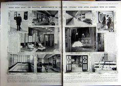Suplemento especial Titanic 20 abril 1912