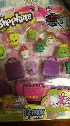 Shopkins Season 2 (12 Pack) (Styles Will Vary) #Shopkins