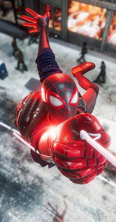 Miles Spiderman, Miles Morales Spiderman, Black Spiderman, Spiderman Movie, Spiderman Spider, Amazing Spiderman, Marvel Comic Universe, Marvel Art, Marvel Heroes