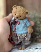 Isaenkova Olya - Artist Bears and Handmade Bears