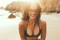 Photograph Nina in Malibu by John Schell on 500px