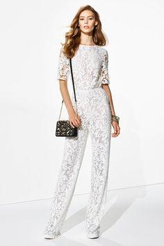 Sfilata Diane von Furstenberg New York - Pre-collezioni Primavera Estate 2016 - Vogue
