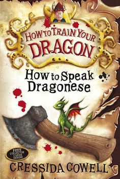 Cressida Cowell | How to Speak Dragonese | Synopsis | Extracts