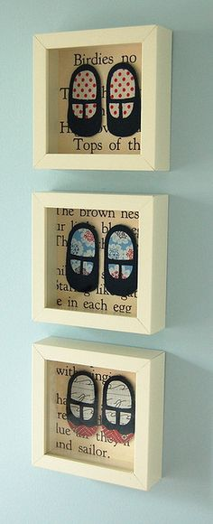 so sweet for a girls room! Not like i'll ever have any more babies but its too cute not to repin :)