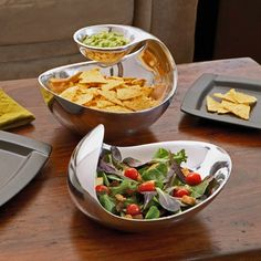 Cool Looking Serving Dishes Best Chip Dip Plates And Bowls
