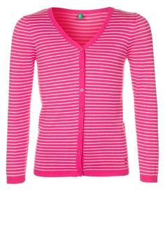 Benetton - Strikjakke /Cardigans - pink
