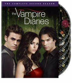 The Vampire Diaries: The Complete Second Season DVD ~