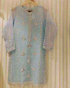 Make your statement in beautiful sheesha collection 😍😍 Casual Indian Fashion, Pakistani Fashion Party Wear, Pakistani Wedding Outfits, Pakistani Dresses Casual, Pakistani Dress Design, Latest Dress For Girls, Stylish Dresses For Girls, Fancy Dress Design, Stylish Dress Designs