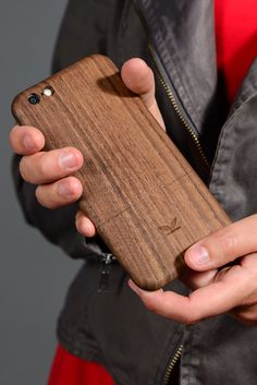 Our Walnut MK3 for iPhone 6 Plus