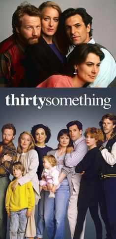 thirtysomething premiered in the U.S. on September 29, 1987 on ABC and lasted four seasons. In 2002, thirtysomething was ranked #19 on TV Guide's 50 Greatest TV Shows of All Time. The cast included Ken Olin, Mel Harris, Melanie Mayron, Timothy Busfield, Patricia Wettig, Peter Horton, Patricia Kalember, Polly Draper & David Clennon.