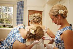 bridesmaid photo shoot