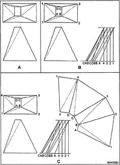 Funny reputed metal working tips read this Sheet Metal Drawing, Sheet Metal Work, Metal Bending Tools, Metal Working Tools, Sheet Metal Fabrication, Metal Forming, Speaker Design, Bathroom Design Luxury, Technical Drawing