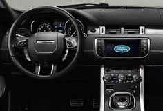 2016 Range Rover Evoque XL - interior