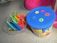Lotes de ideias do arco-íris!