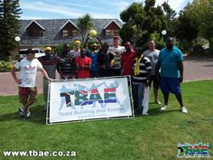 Expro Gulf Tribal Survivor Challenge team building event at Ruslamere in Durbanville Cape Town