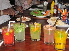 Mojito Mania @Carlye Hardman Rock Cafe India