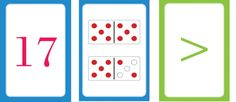 A 45 kártya lehetővé teszi a matematikai feladatok többféleképpen történő modellezését, a számfogalom biztos megalapozását. Óvodásoknak és kisiskolásoknak készült.
