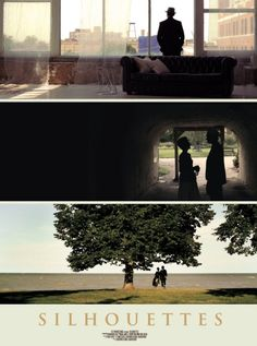 Silhouettes (2015) directed by Gustavo Bernal-Mancheno; his world, peculiar, his life, incomplete, but then...