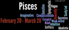 Likable Girl Stuff - pisces, february, march, zodiac, astrology,