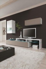 CS Schmal My Ell 62 TV Stand With LED Lights