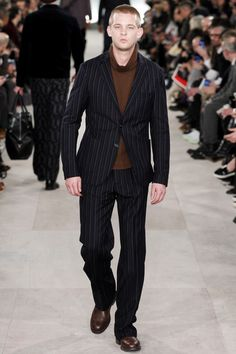 Oliver Spencer - Autumn/Winter 2016-17 Menswear London Fashion Week