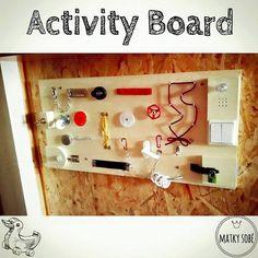 matky-sobe-activity-board-diy