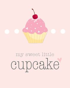 My Sweet Little Cupcake