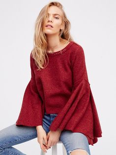 Keep You Sweater from Free People!