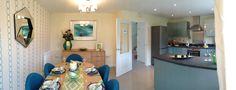Fusion, Paignton, Show Home Kitchen/Diner