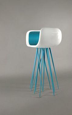 Millipede Bar Chair // Michael Samoriz