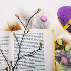 Happy Easter!  What are you currently reading?