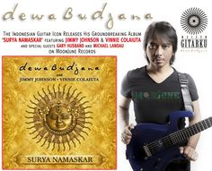 Vinnie Colaiuta Plays On New CD Release By Indonesian Guitar Virtuoso, Dewa Budjana
