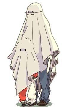 Big Sheet Ghost Michael & Lil' Sheet Ghost Michael!!😁🎃🔪💗👍